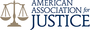 Logo de American Association for Justice