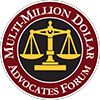 Logo de Multi-million dollar advocates forum